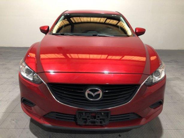 Used Mazda Mazda6 for sale in Houston TX.  We Finance!