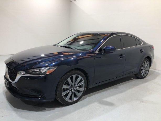 Used 2018 Mazda Mazda6 for sale in Houston TX.  We Finance!