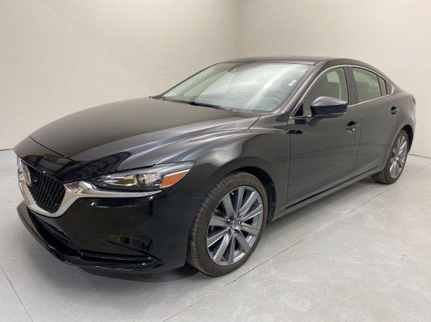Used 2019 Mazda Mazda6 for sale in Houston TX.  We Finance!