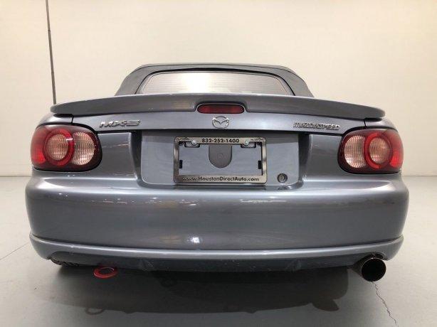 used Mazda Miata for sale near me