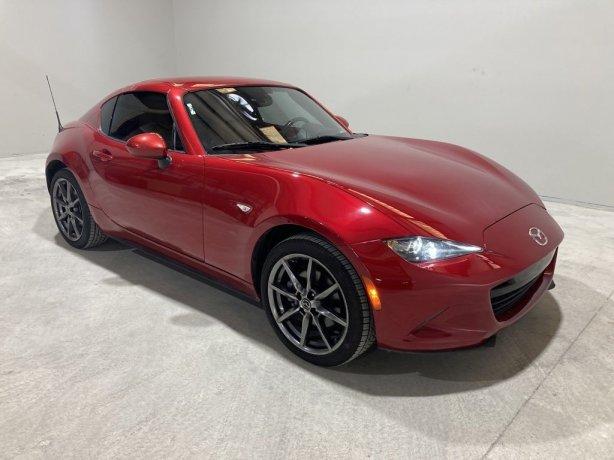 used 2017 Mazda Miata RF for sale