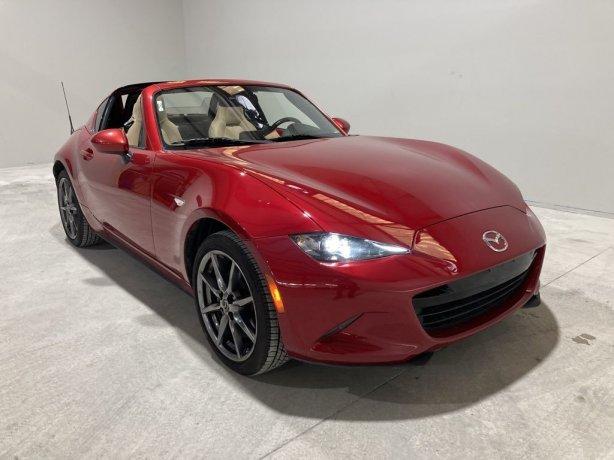 used Mazda Miata RF for sale near me