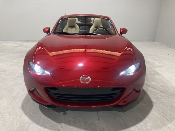 used 2017 Mazda Miata RF