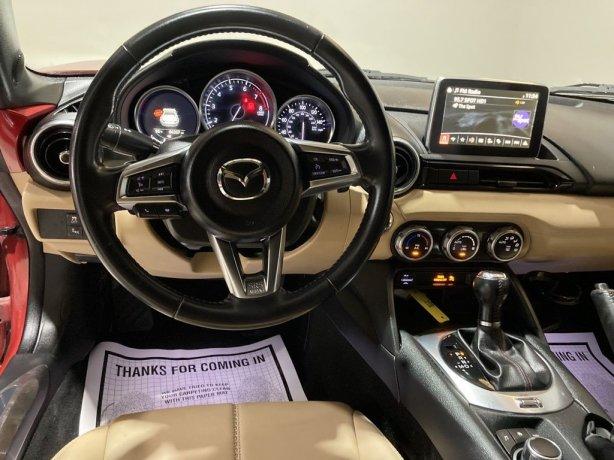 2017 Mazda Miata RF for sale Houston TX
