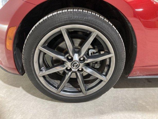 cheap used 2017 Mazda Miata RF for sale