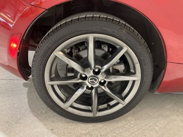 used Mazda Miata RF for sale Houston TX