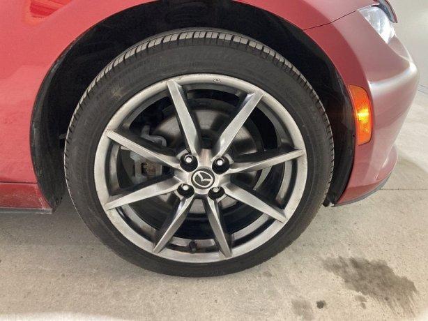 good used Mazda Miata RF for sale