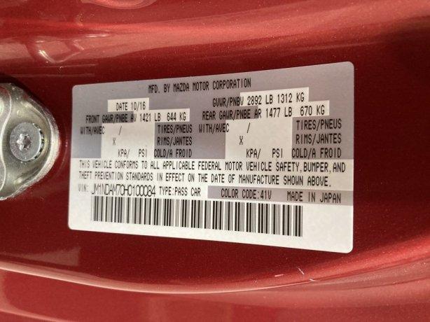 Mazda Miata RF for sale best price