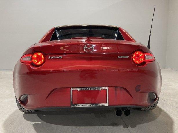used Mazda Miata RF