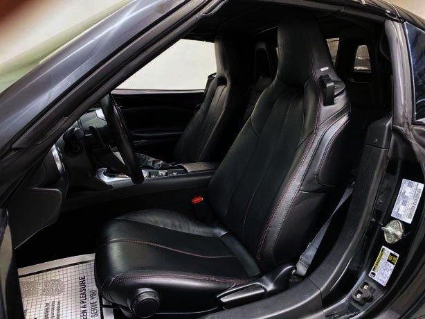 used 2017 Mazda Miata RF for sale Houston TX