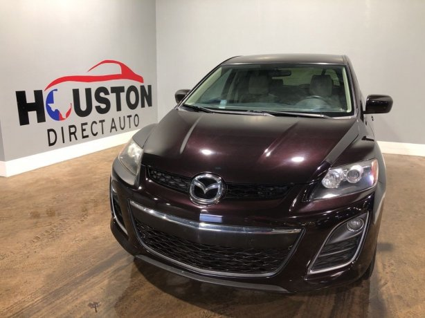 Used 2011 Mazda CX-7 for sale in Houston TX.  We Finance!