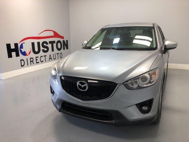 Used 2015 Mazda CX-5 for sale in Houston TX.  We Finance!
