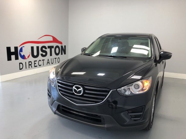 Used 2016 Mazda CX-5 for sale in Houston TX.  We Finance!