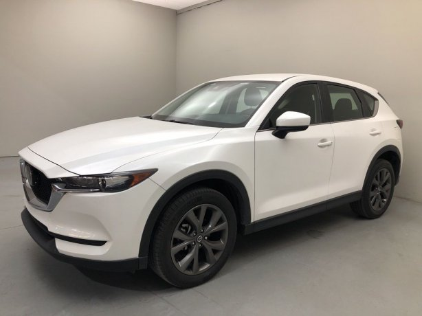 Used 2020 Mazda CX-5 for sale in Houston TX.  We Finance!