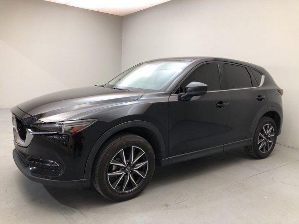 Used 2017 Mazda CX-5 for sale in Houston TX.  We Finance!
