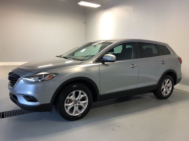 Used Mazda CX-9 for sale in Houston TX.  We Finance!