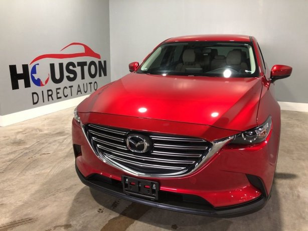 Used 2016 Mazda CX-9 for sale in Houston TX.  We Finance!