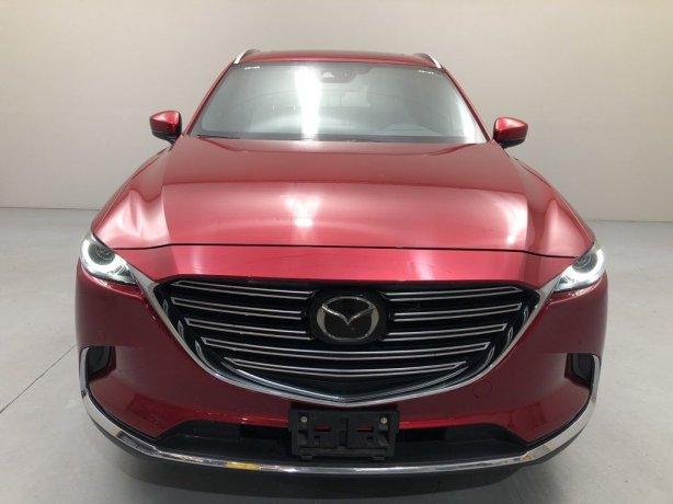 Used Mazda CX-9 for sale in Houston TX.  We Finance!