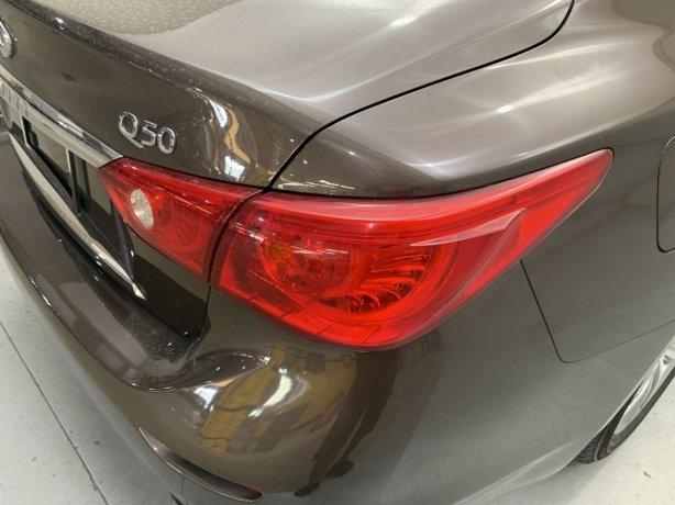 used INFINITI Q50 Hybrid for sale near me