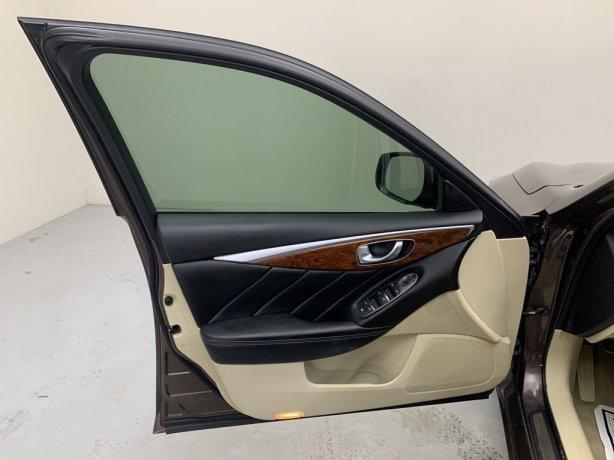 used 2014 INFINITI Q50 Hybrid