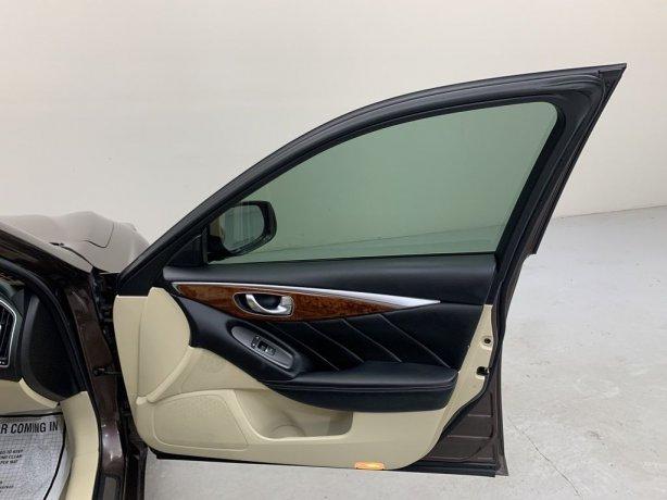 used 2014 INFINITI Q50 Hybrid for sale near me