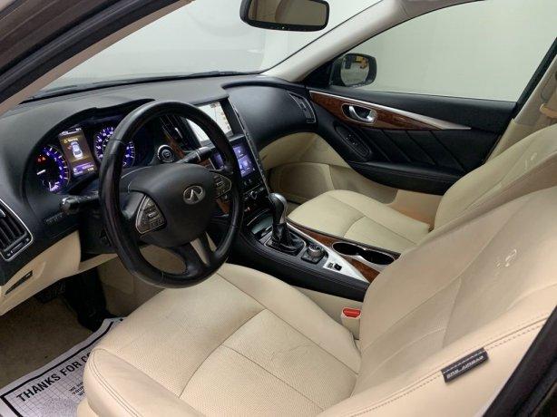 2014 INFINITI Q50 Hybrid for sale Houston TX