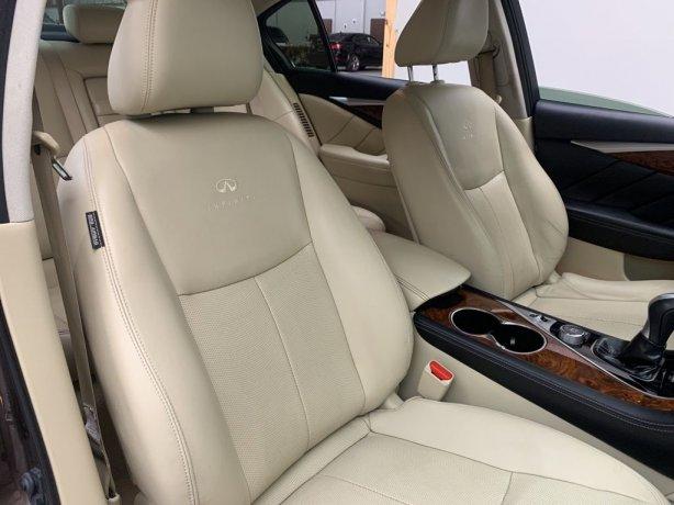 cheap INFINITI Q50 Hybrid for sale Houston TX
