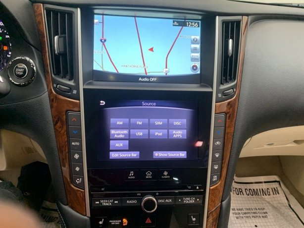 good used INFINITI Q50 Hybrid for sale