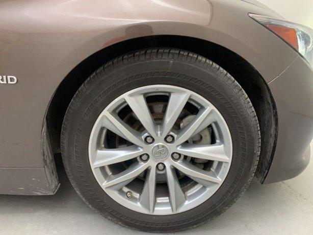 INFINITI Q50 Hybrid for sale best price