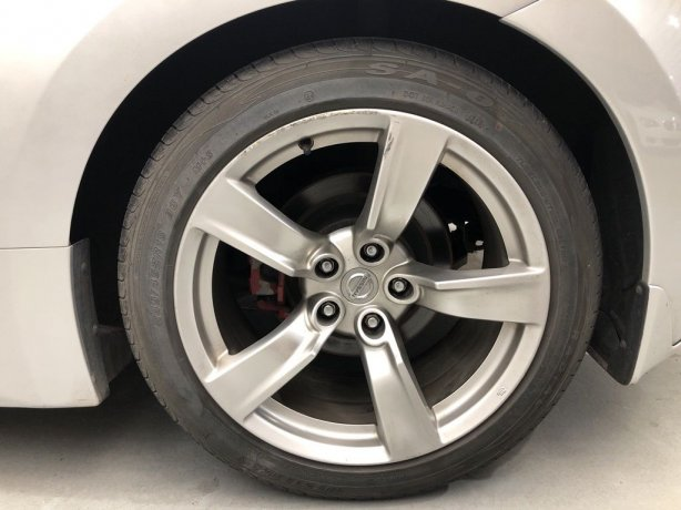 used Nissan 370Z for sale Houston TX