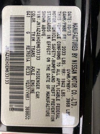 Nissan 370Z near me for sale