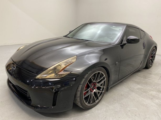 Used 2013 Nissan 370Z for sale in Houston TX.  We Finance!