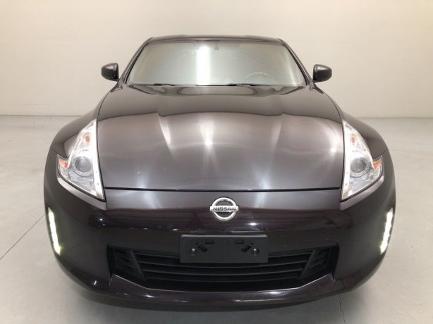Used Nissan 370Z for sale in Houston TX.  We Finance!