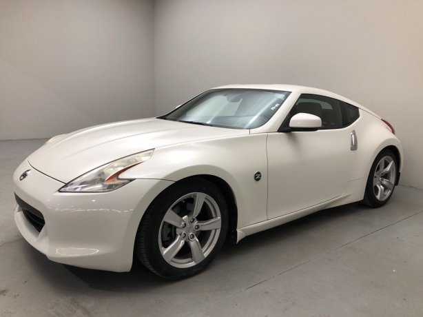 Used 2010 Nissan 370Z for sale in Houston TX.  We Finance!