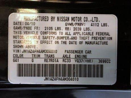 Nissan 370Z cheap for sale