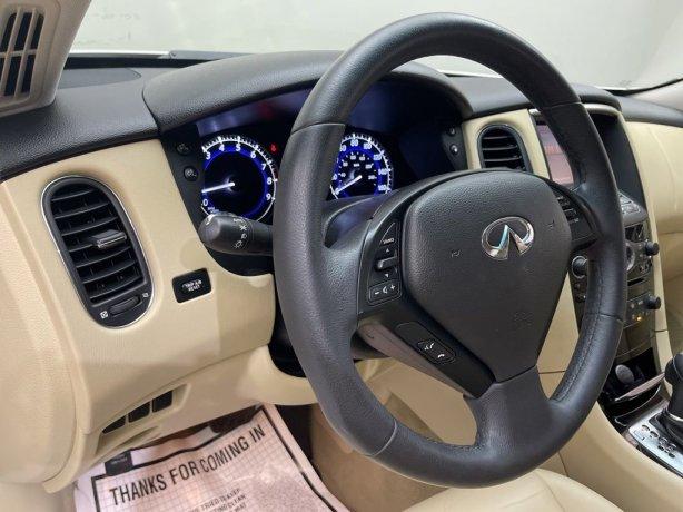 2017 INFINITI QX50 for sale Houston TX