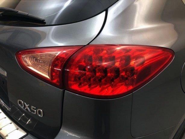 used 2017 INFINITI QX50