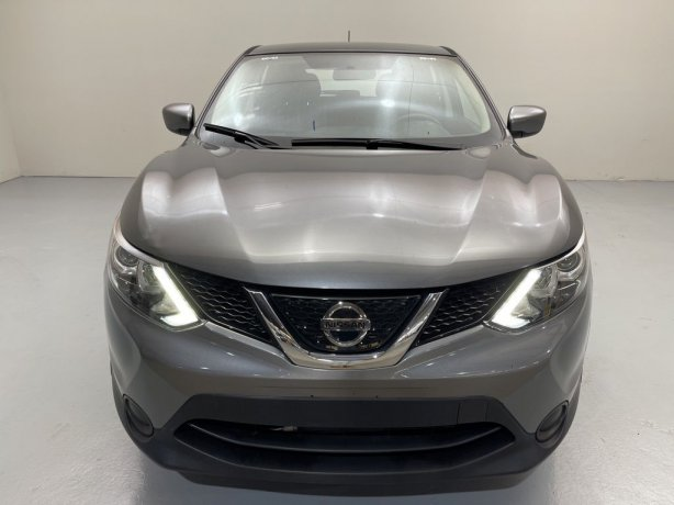 Used Nissan Rogue Sport for sale in Houston TX.  We Finance!