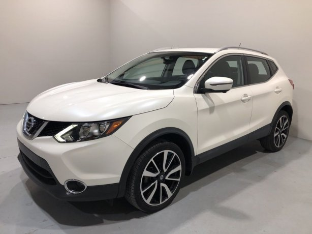 Used 2017 Nissan Rogue Sport for sale in Houston TX.  We Finance!