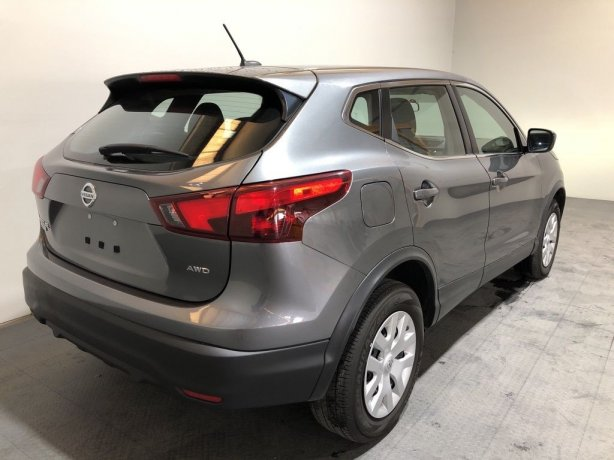 used Nissan Rogue Sport