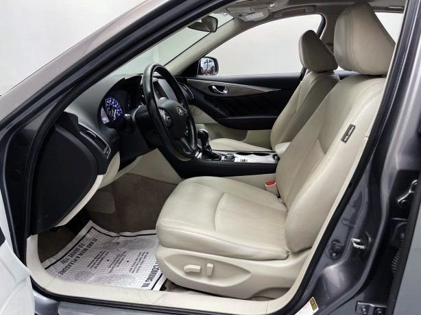 used 2015 INFINITI Q50 for sale Houston TX
