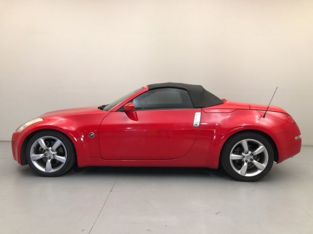 used 2008 Nissan 350Z for sale