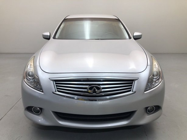 Used INFINITI Q40 for sale in Houston TX.  We Finance!