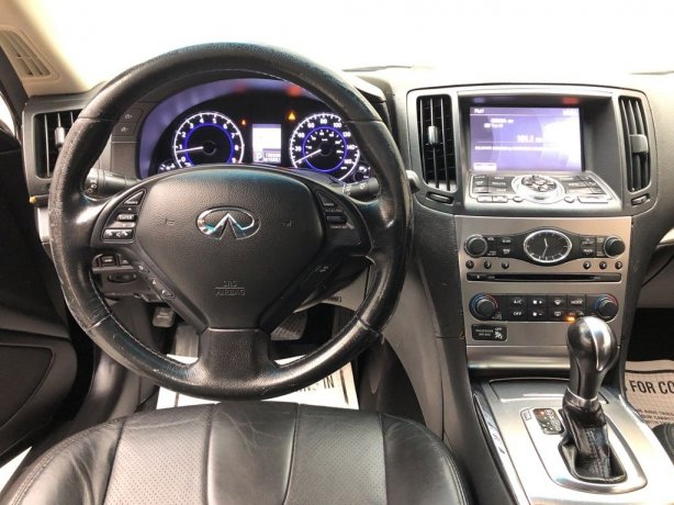 used 2011 INFINITI G37 for sale near me