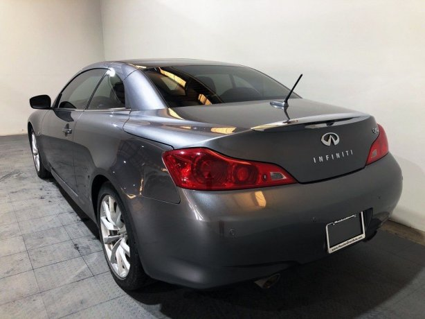 used INFINITI Q60 for sale near me