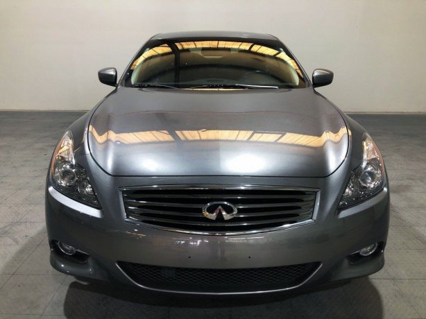 Used INFINITI Q60 for sale in Houston TX.  We Finance!
