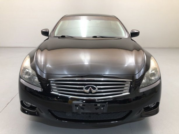 Used INFINITI G37 for sale in Houston TX.  We Finance!