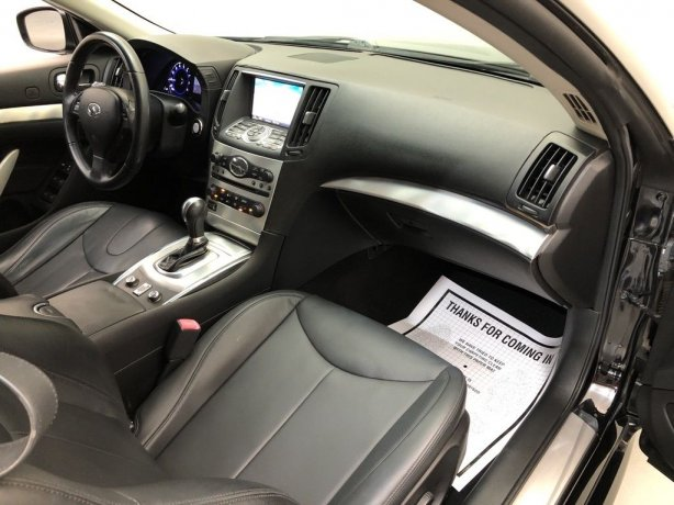 cheap used 2012 INFINITI G37 for sale