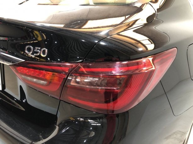 used INFINITI Q50 for sale near me