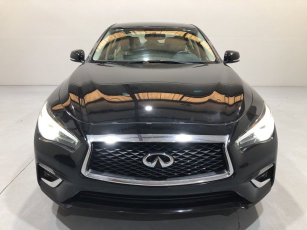 Used INFINITI Q50 for sale in Houston TX.  We Finance!